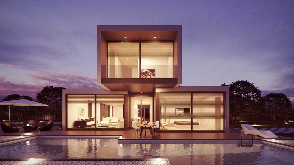Graphene 3D Printed House