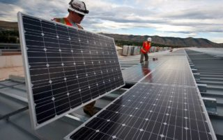 Graphene Solar Panels