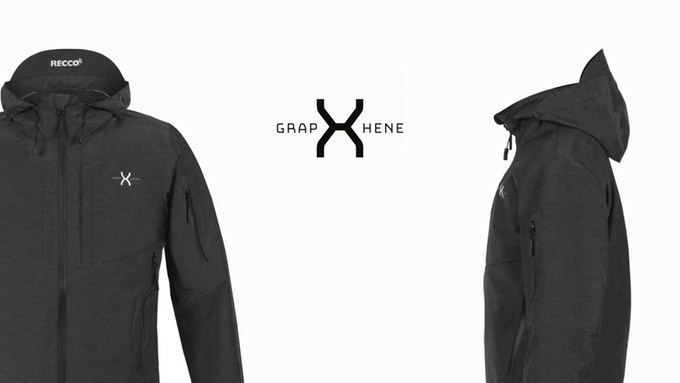 Graphene Jacket – The Most Advanced Jacket in the World