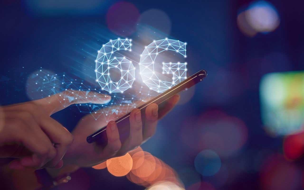 Graphene 6G Phone